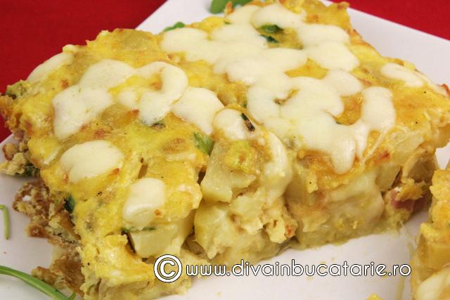 fritata-cu-cartofi