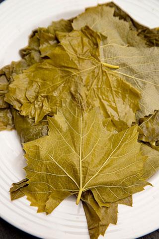 sarmalute in frunza de vita diva in bucatarie
