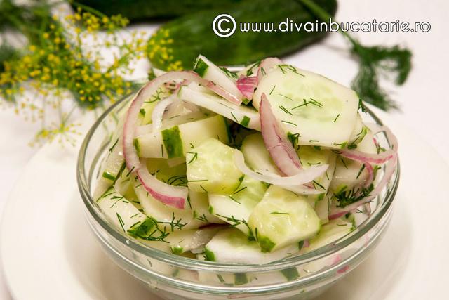 salata-de-castraveti-cu-marar