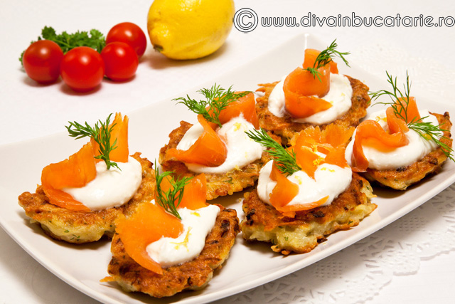 clatite-de-cartofi-cu-somon-afumat