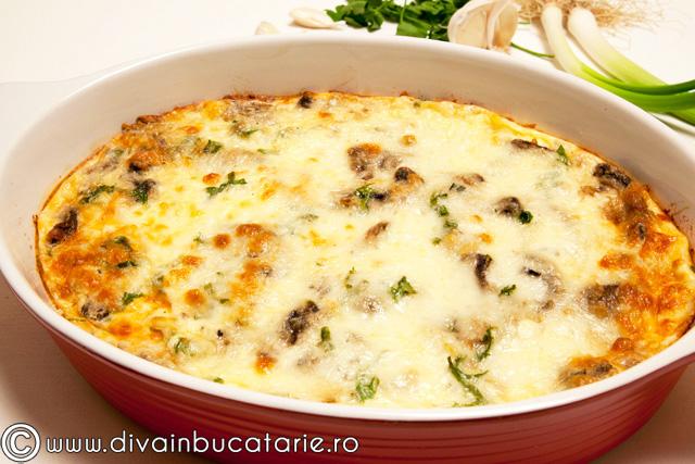ciuperci-gratinate