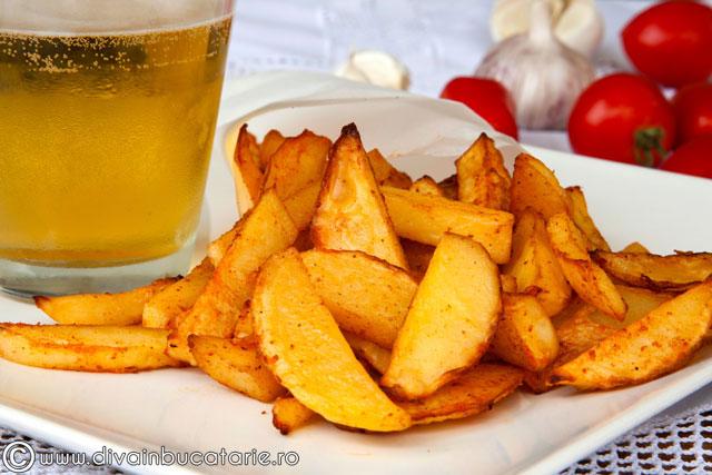 cartofi-wedges