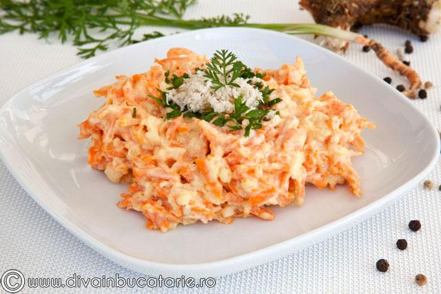 salata-picanta-de-morcovi