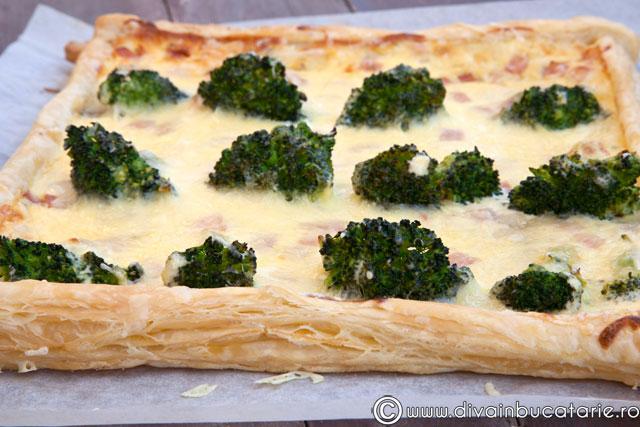 tarta-cu-broccoli-si-sunca