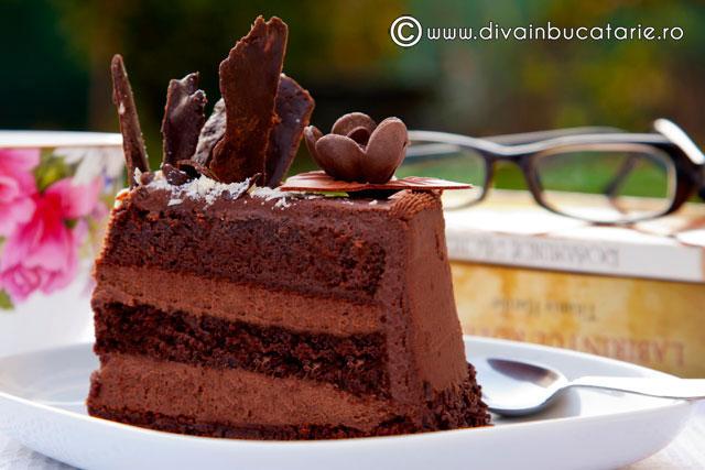 tort-de-ciocolata-chocolate