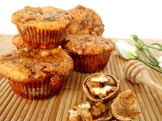 Baklava-Muffins