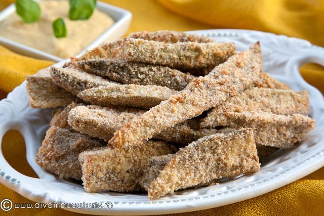 vinete-crocante-cu-sos-de-maioneza-si-usturoi