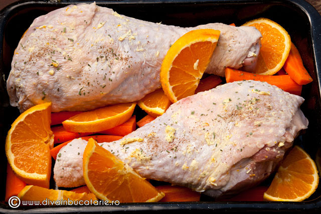 curcan-cu-tarhon-si-sos-de-portocale-2