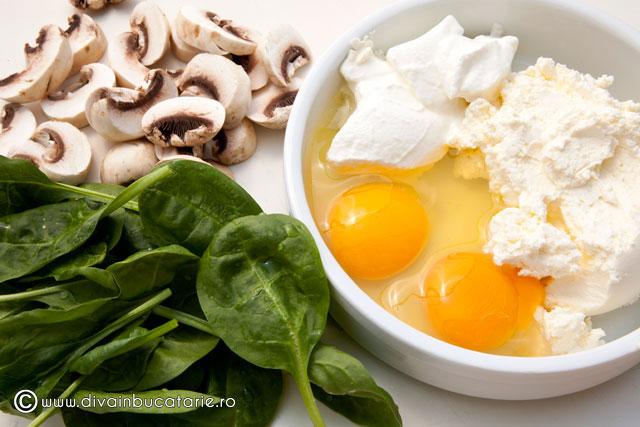 tarta-rapida-cu-spanac-si-ciuperci-1