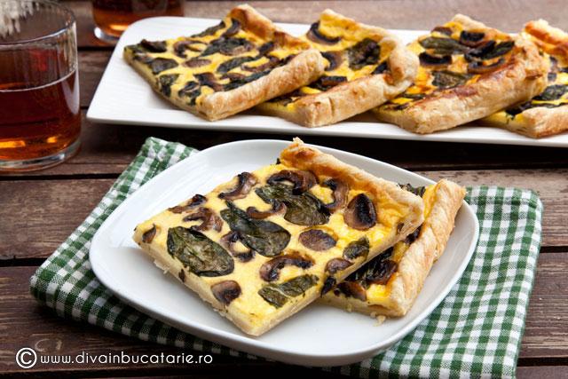 tarta-rapida-cu-spanac-si-ciuperci-4