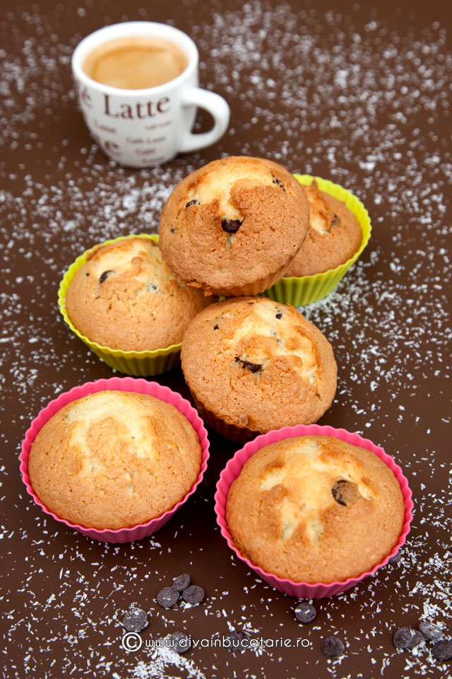 muffins-cu-nuca-de-cocos-si-ciocolata