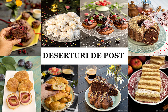 Produse de post dulciuri