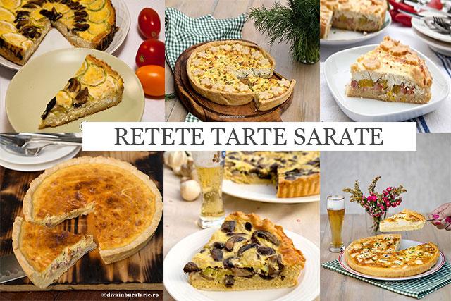 RETETET TARTE SARATE