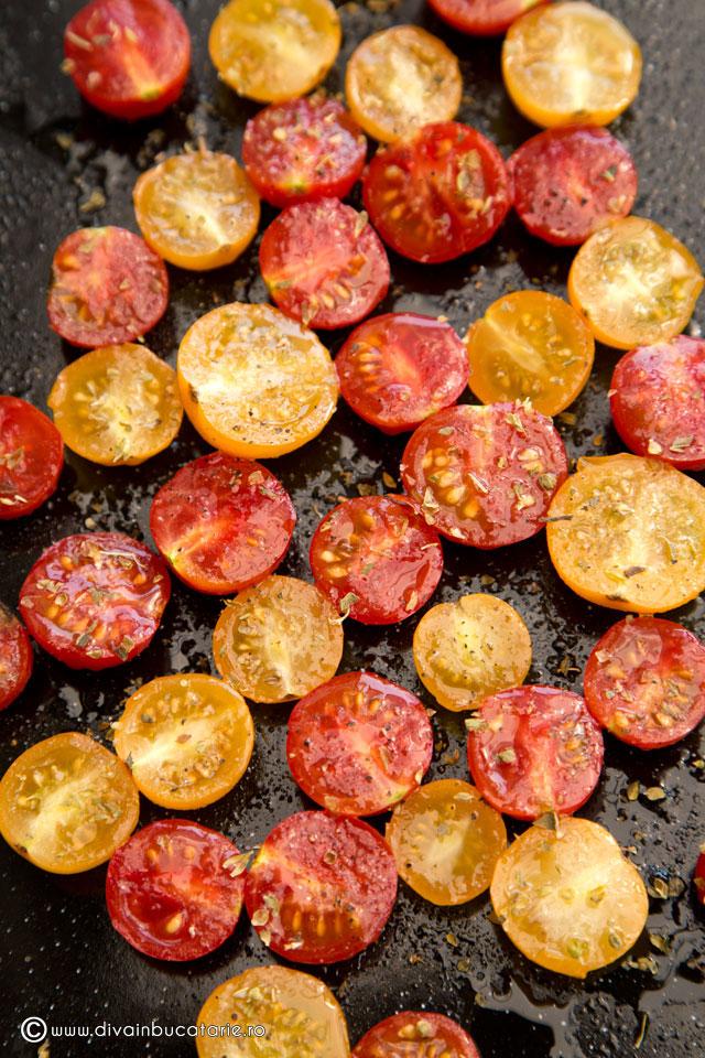 salata-de-paste-baneasa-cu-ciuperci-si-rosii-coapte-4