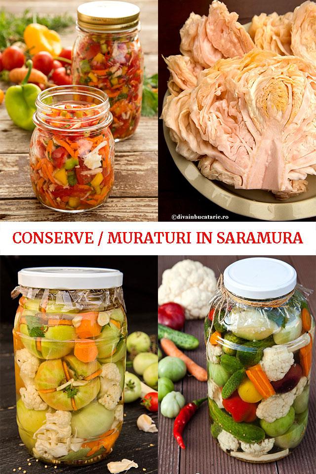 CONSERVE / MURATURI IN SARAMURA