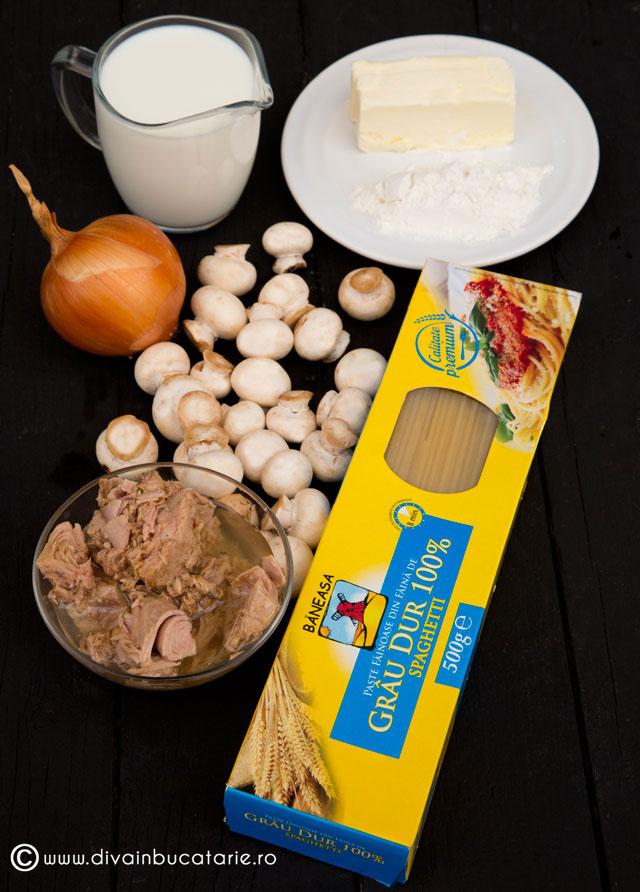 spaghetti-cu-ton-si-ciuperci-baneasa-1