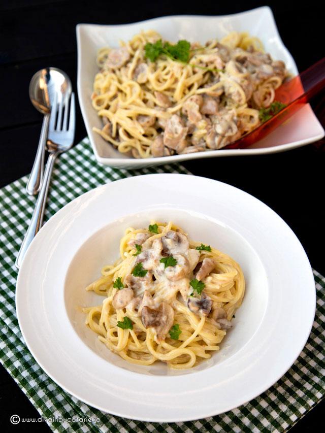 spaghetti-cu-ton-si-ciuperci-baneasa
