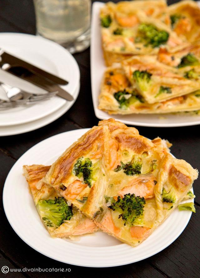 tarta-cu-somon-si-broccoli