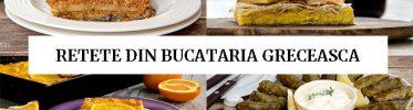 RETETE DIN BUCATARIA GRECEASCA