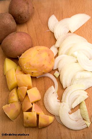 pui-cu-cartofi-si-fasole-verde-3