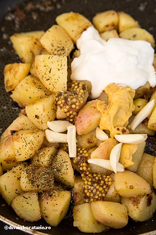 pui-cu-cartofi-si-fasole-verde-6