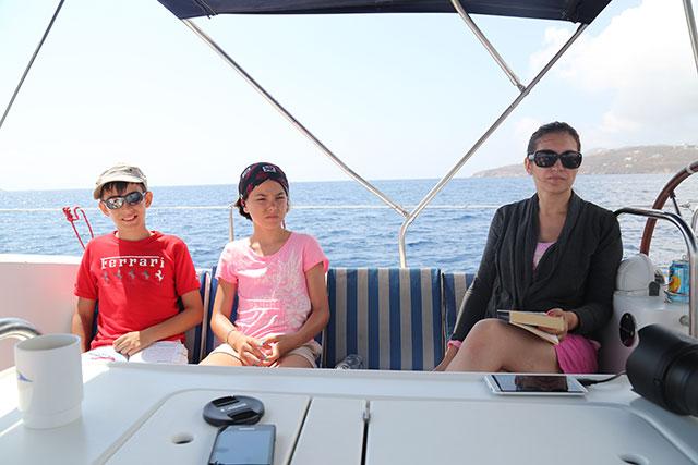 pe barca grecia