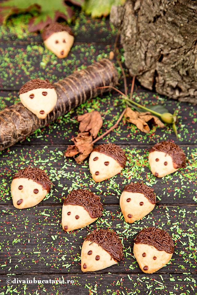 biscuiti-arici-in-padure-petreceri-copii