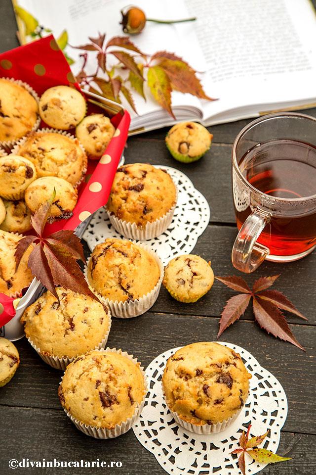 muffins-cu-doua-ciocolate
