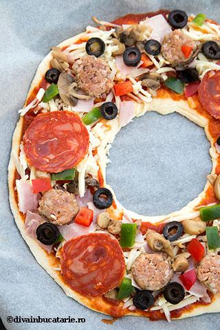 pizza-coronita-de-Craciun-4