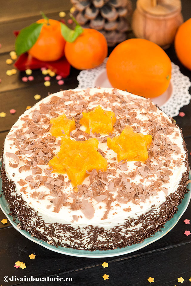 tort-cu-crema-de-portocale-si-ciocolata-a