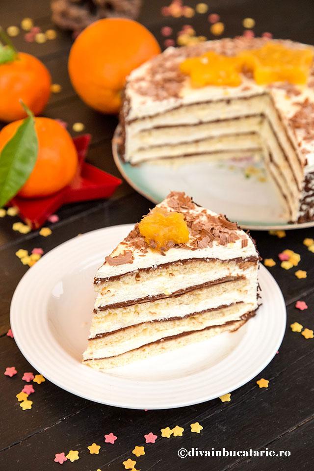 tort-cu-crema-de-portocale-si-ciocolata