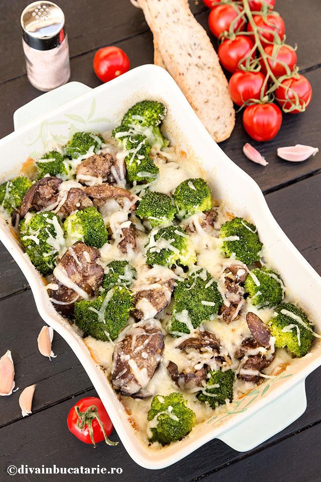 gratin-de-ficatei-de-pui-cu-broccoli