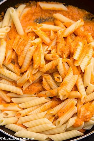 paste-cu-sos-de-legume-si-ciuperci-5