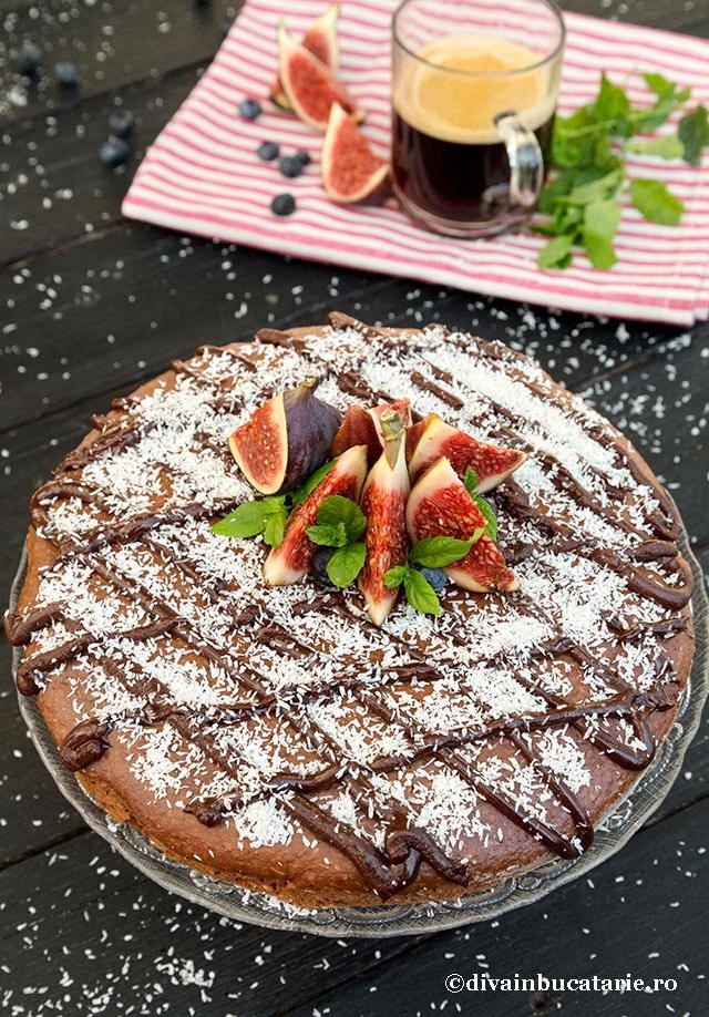 prajitura-vegana-cu-ciocolata-si-cocos
