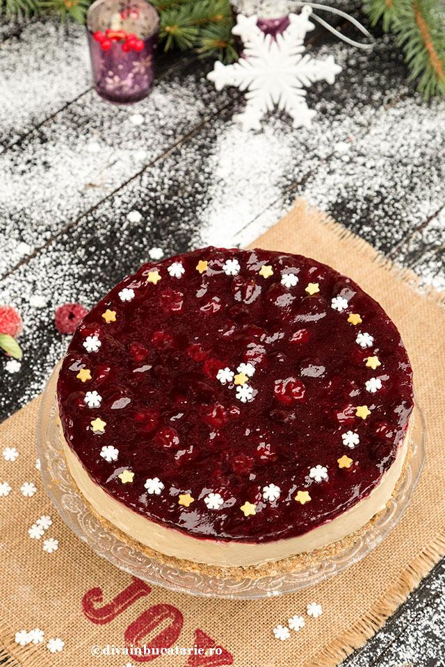cheesecake-speculoos-cu-visine-a