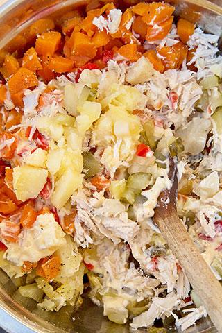salata-de-pui-cu-legume-si-maioneza-2