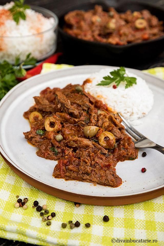 slimming carne de vită cubaneză