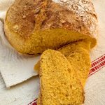 reteta paine cu dovleac copt diva in bucatarie