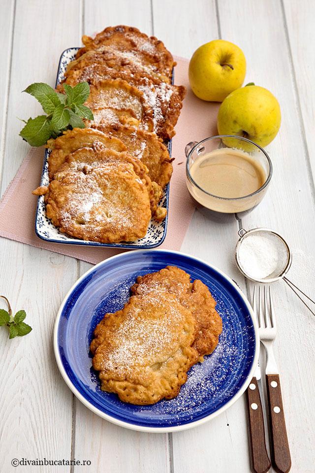 Clatite cu mere fara gluten